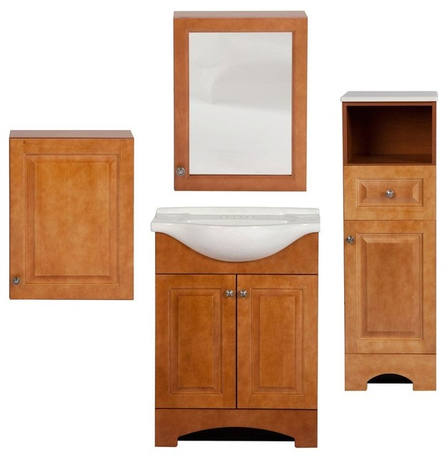 glacier bay cabinets chelsea bath suite with 24 in vanity