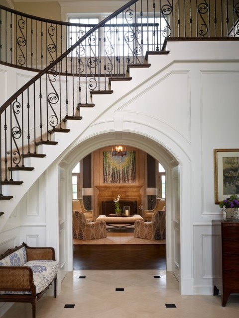 Choose your favorite arch style to define a space and for New house arch design