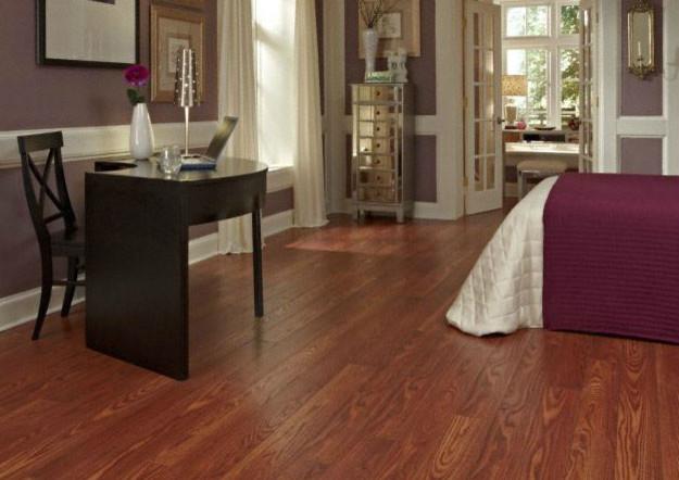 Dream home st james gunstock oak laminate laminate for Dream home laminate flooring