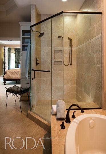Bathroom Designs Roda Shower Enclosures By Basco Rustic