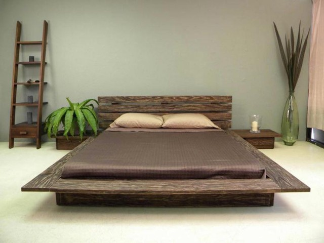 ... Platform Bed - Asian - Platform Beds - other metro - by Platform Beds