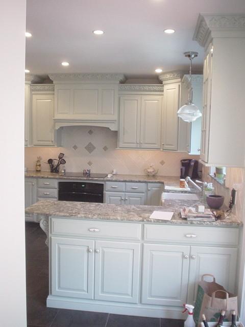 Richard G. Berry & Associates, Inc. traditional-kitchen