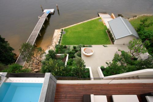 Sydney Waterfront modern