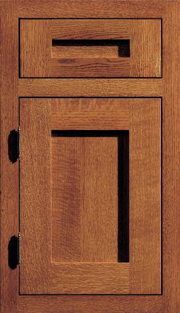 Dura Supreme Cabinetry Craftsman Panel Cabinet Door Style - Traditional - Kitchen Cabinetry ...