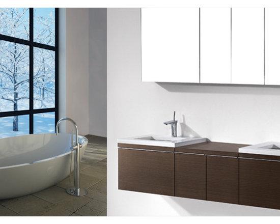 Madeli Bath Furniture Vanesca Collection - Madeli Vanesca Collection 888-279-9001