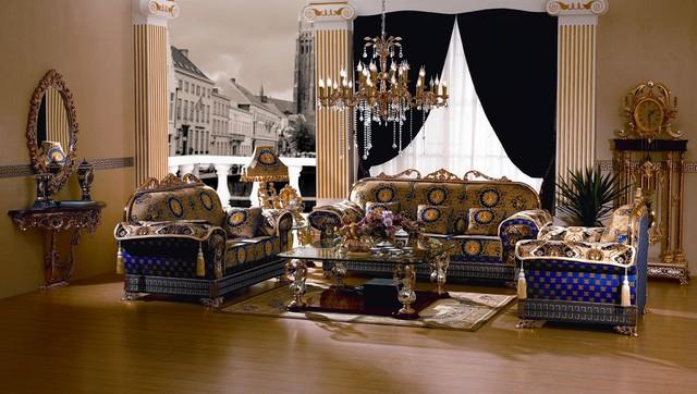 Traditional Living Room Sofa Sets 640 x 362