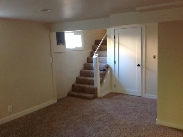 Knapp traditional-basement