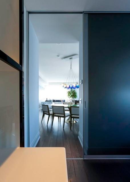 Yorkville Condo contemporary-interior-doors