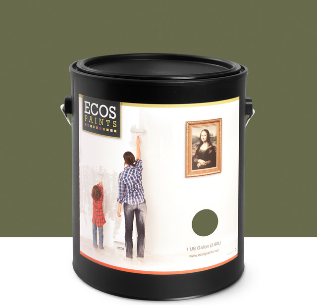 Gloss Porch & Floor Paint, Avocado modern-paints-stains-and-glazes