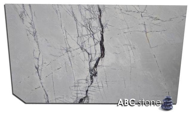 Noteworthy Stone - Lilac marble via ABC Stone contemporary-bathtubs