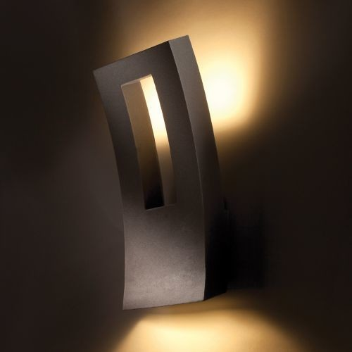 Dawn Indoor/Outdoor LED Wall Sconce by Modern Forms - Modern - Wall Lighting - by Lumens