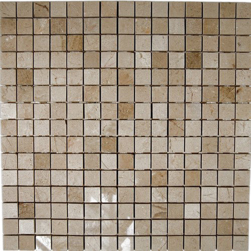Crema marfil 6 8x6 8 marble mosaic tiles modern mosaic for 8x6 bathroom ideas