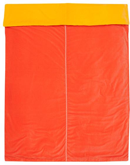 Watermelon Single Velvet Quilt Cover modern-kids-bedding