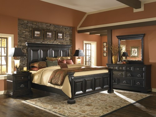 8 Homey Bedroom Ideas That Will Match Your Style: Need Help W/ Master Bedroom Furniture. Matching Is Out