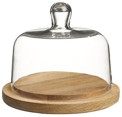 Sagaform Cheese Dome and Board  food containers and storage