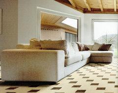 Porcelain Floor Tile -- Marble Series traditional-floor-tiles