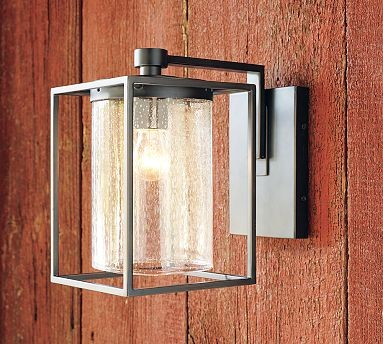 Garrison Sconce contemporary-outdoor-lighting