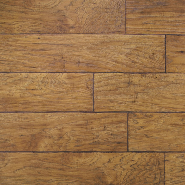 Country Rustic Hickory U1102 Contemporary Laminate