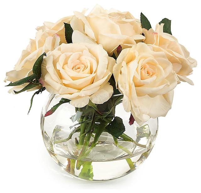 Bella Rosa Botanical transitional-artificial-flowers