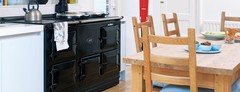 AGA Traditional Cooker Lookbook / AGA Traditional Cooker in Black