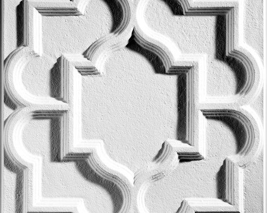 Victorian Ceiling Tiles -