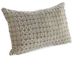 Dot Lavender Pillow - Pillows & Throws - Bedrooms - Room & Board contemporary pillows
