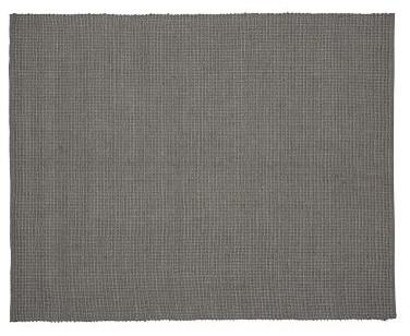 Mason Boucle Jute Rug, 8 x 10', Gray traditional-rugs