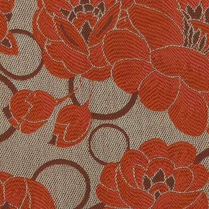 Bardot, Azure eclectic-upholstery-fabric