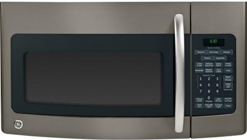 Ge Countertop Microwave Slate : GE Slate Over-the-Range Microwave Oven - Microwave Ovens - other metro ...