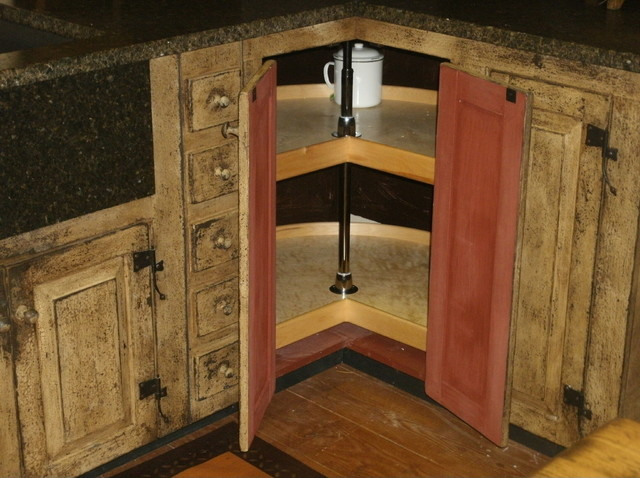 Kitchen Remodel - Farmhouse - Kitchen Cabinetry - new york - by Country Primitive Workshop