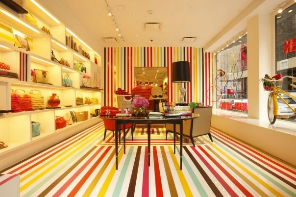 Kate Spade's Fun and Fabulous 5th Ave Store (8 pics) - My Modern Metropolis eclectic