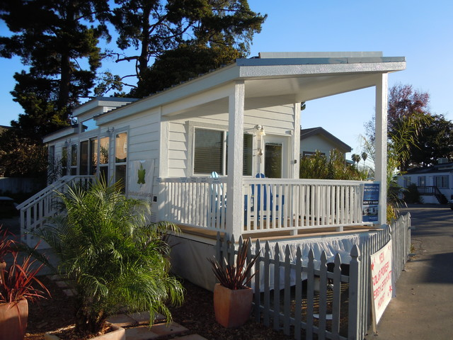 Traditional Exterior by Modular Lifestyles, Inc