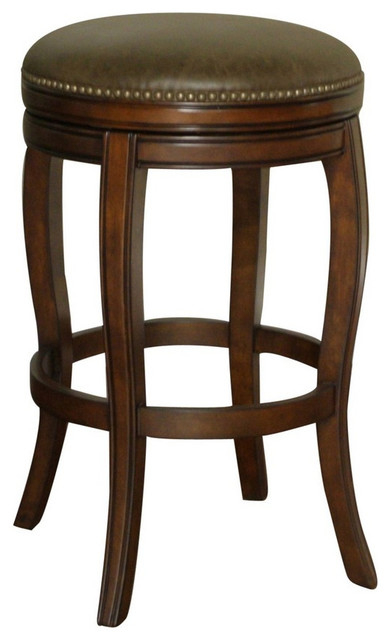 American Heritage Wilmington 26 Inch Counter Stool In Navajo Transitional Bar Stools And