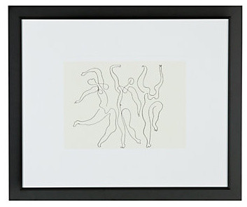 Pablo Picasso - 3 Dancers contemporary-prints-and-posters