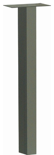 Standard In-ground Post Bronze traditional-outdoor-products