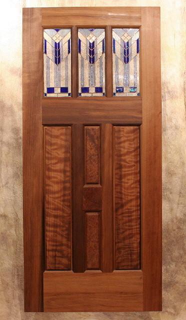 Prairie Style Window - modern - front doors - san francisco - by ...