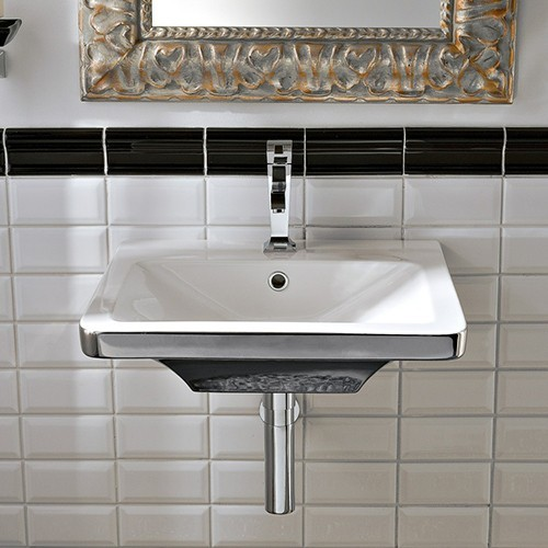 Butterfly Sink : Nameeks Butterfly Sink 4003 - Modern - Bathroom Sinks - by YBath