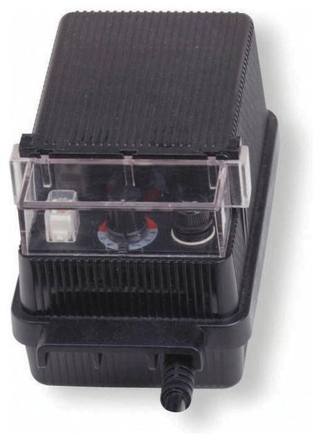 Kichler Landscape 12V Transformer Automatic timer - Black Material - Traditional - Landscape ...