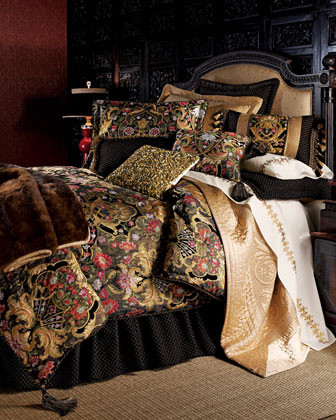 """""""Gustone"""" Bed Linens (Pillows) traditional-bedding"""
