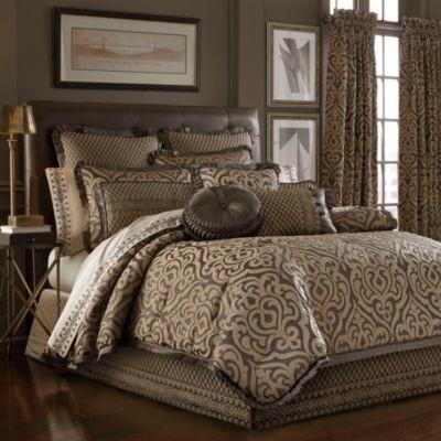 j queen new york luxembourg comforter set contemporary