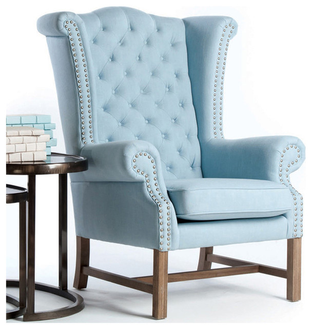 Hollywood Regency farmhouse-armchairs-and-accent-chairs