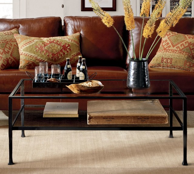 Tanner Rectangular Coffee Table Traditional Coffee