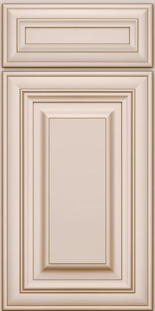 Kraftmaid Maple Door In Mushroom With Cocoa Glaze
