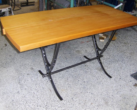 local architects design for a table base -