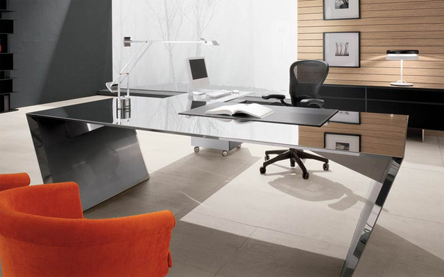 vega executive office desk by cattelan italia modern