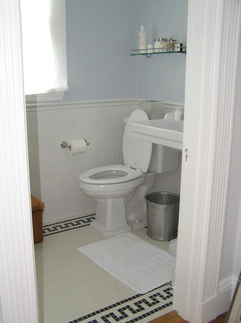 Boston, MA Home Restoration traditional-bathroom