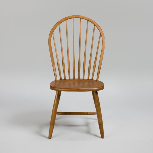 new country by ethan allen gilbert side chair