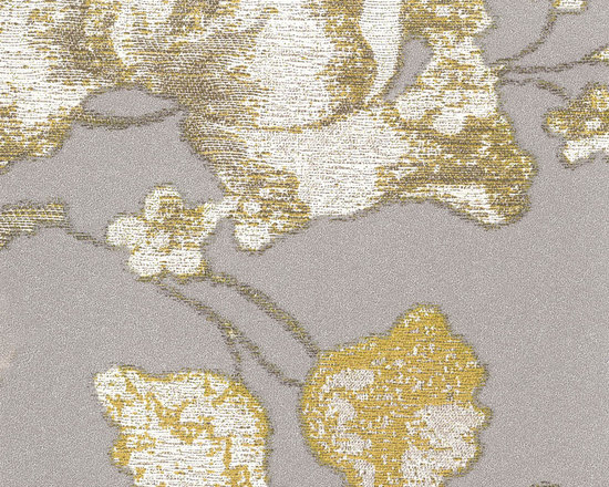 Rubelli Lady Hamilton Wallpaper - LADY HAMILTON WALL IS A DIGITAL PRINT ON NONWOVEN BASE INSPIRED BY A SKETCH HOUSED IN THE VICTORIA & ALBERT MUSEUM IN LONDON AND SIGNED BY A FAMOUS EIGHTEENTH-CENTURY TEXTILE DESIGNER.