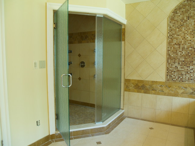 Our Product lines traditional-showers