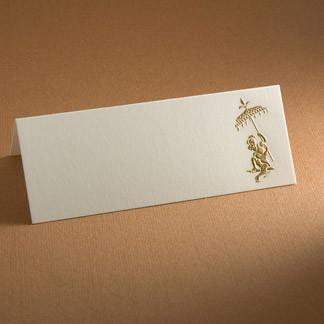 Fancy Monkey Place Cards modern-tabletop